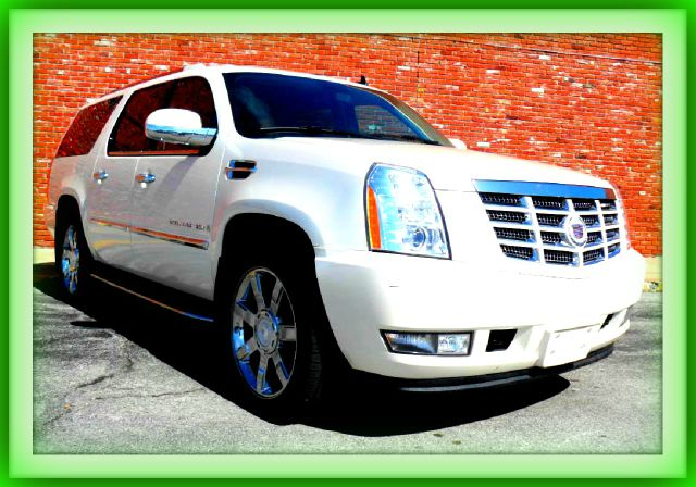 2008 Cadillac Escalade ESV