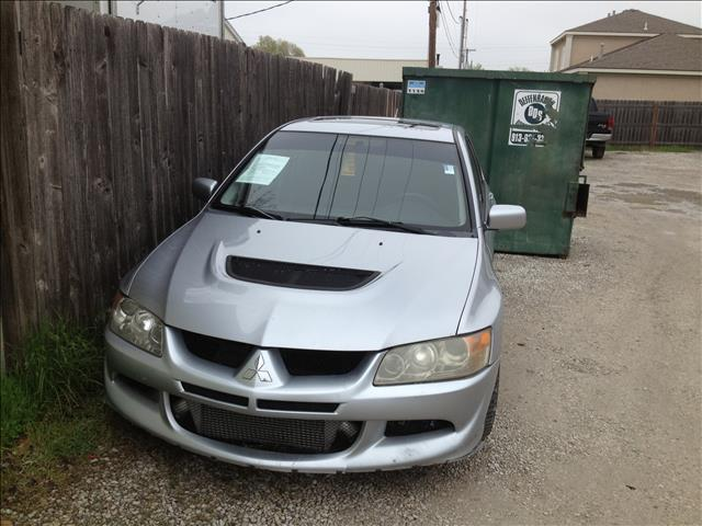2003 Mitsubishi Lancer Evolution