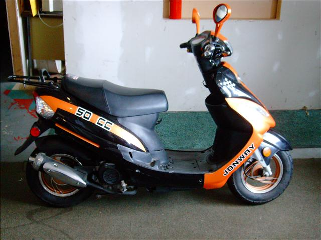 2009 JONWAY SCOOTER