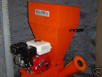 2010 BULL DOG Wood chipper shredder mulcher