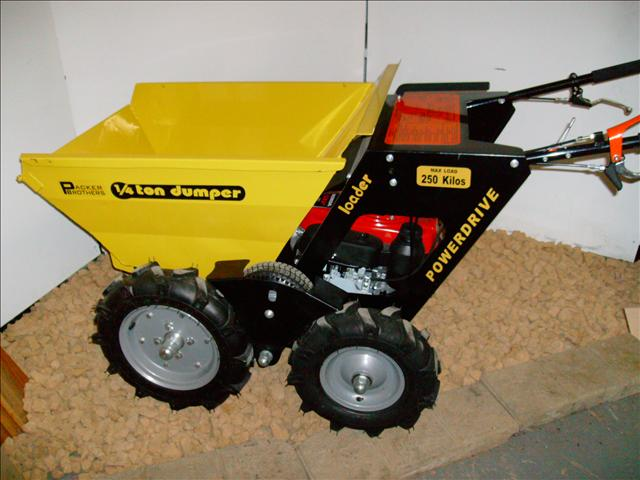 2010 Packer Brothers Concrete Buggy