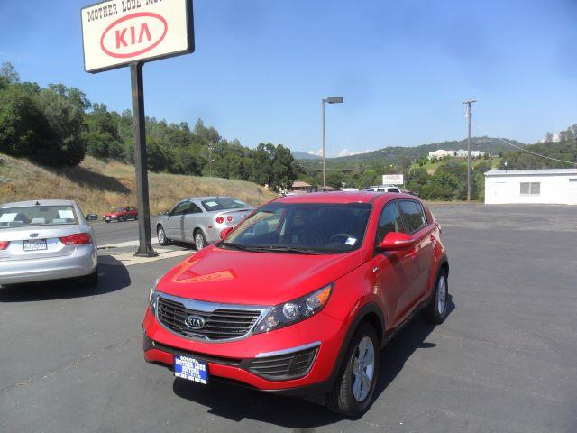 2012 Kia Sportage LX - SONORA CA