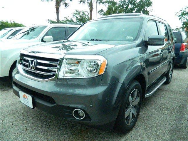 Image 1 of 2012 Honda Pilot Touring…