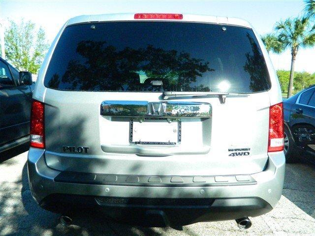 Image 4 of 2012 Honda Pilot Touring…