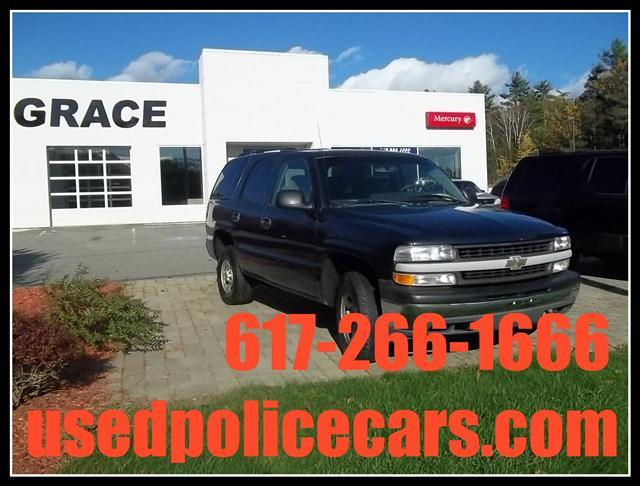 2004 Chevrolet Tahoe LS 4X4 - Phillipston MA