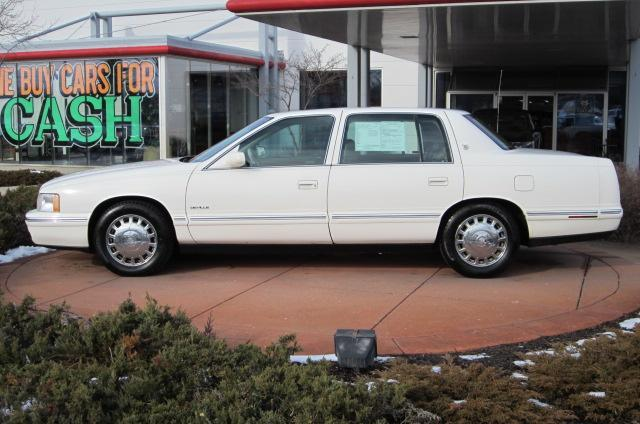 Image 18 of 1999 Cadillac Deville…