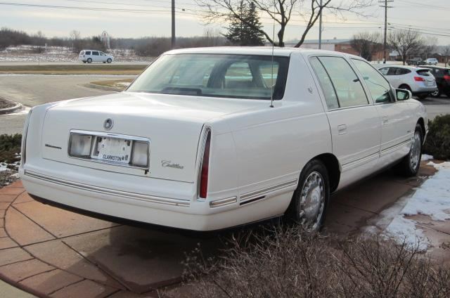 Image 21 of 1999 Cadillac Deville…