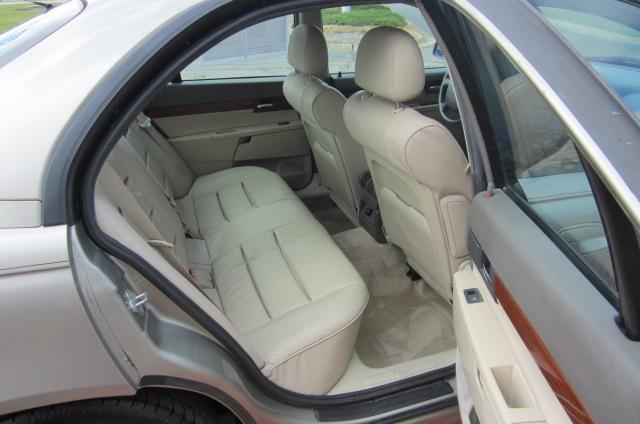 Image 4 of 2001 Cadillac Catera…