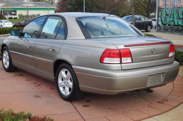 Image 13 of 2001 Cadillac Catera…