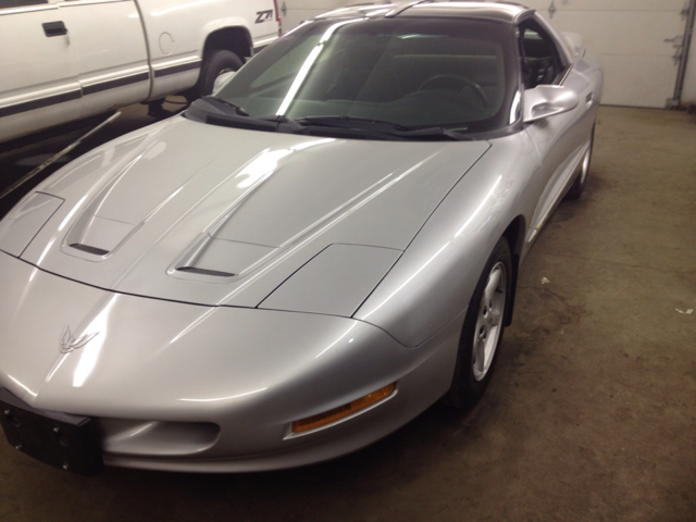 1996 Pontiac Firebird