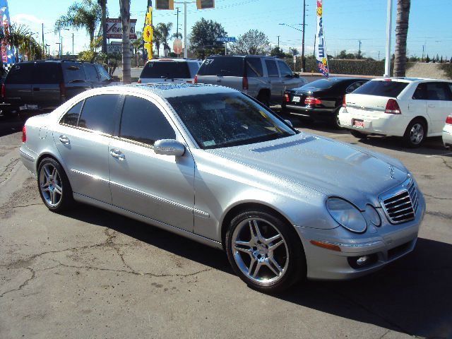 2003 MERCEDES-BENZ E-CLASS E500 silver 2003 mbz e500 full power chrome amg wheels abs brakesair c