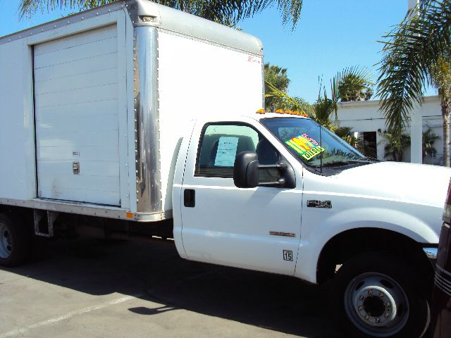 2003 FORD F450 REGULAR CAB DRW 2WD