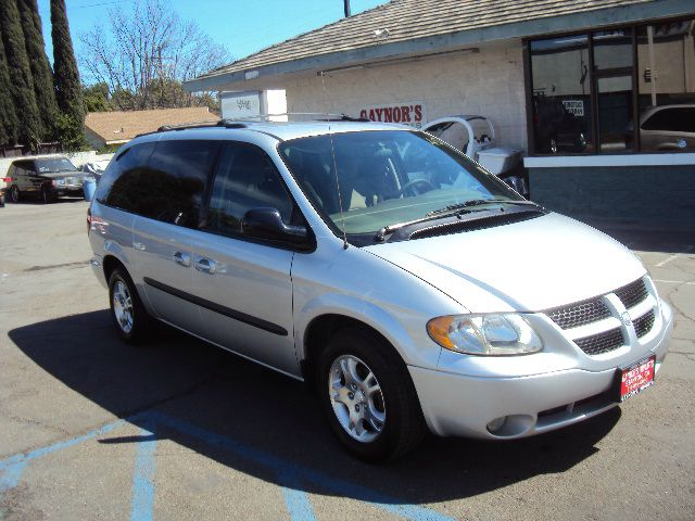 2003 DODGE GRAND CARAVAN SPORT FWD silver 2003 dodge grand caravan sport power door locks tilt c