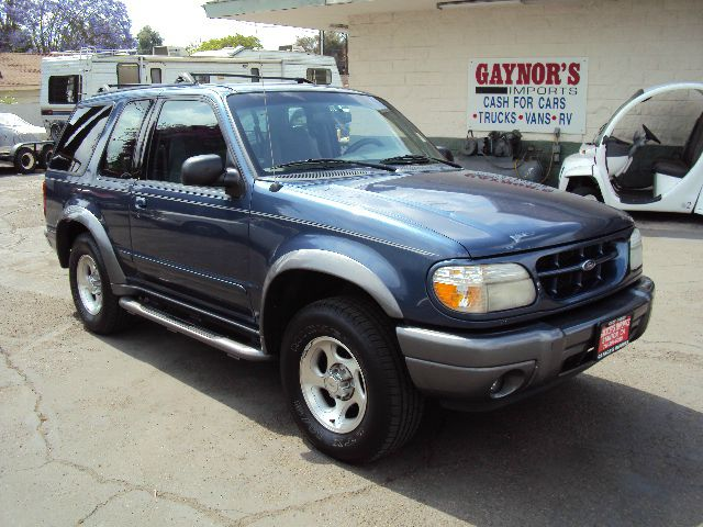 2000 FORD EXPLORER SPORT 2-DOOR 4WD bluegrey 2000 ford explorer sport 2 door amfm cd power wind