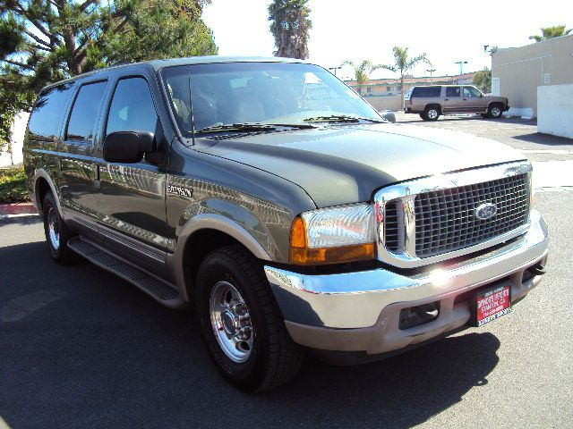 2000 FORD EXCURSION LIMITED 2WD