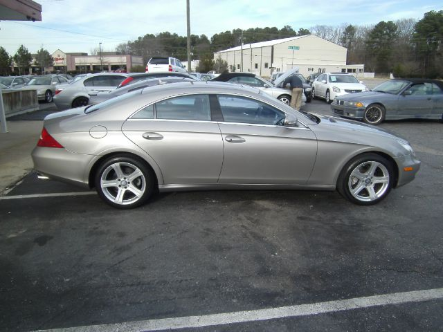 2007 Mercedes-Benz CLS-Class CLS550 4-Door Coupe - Raleigh NC