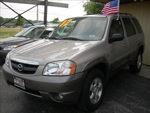 2002 Mazda Tribute LX - Lake Villa IL