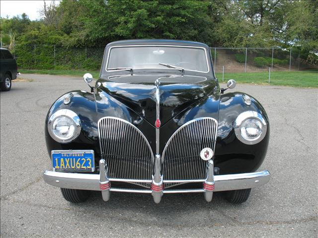 1941 Lincoln Continental