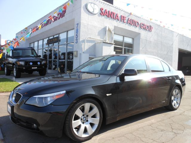 2007 BMW 5 SERIES 530I black there are no electrical problems with this vehicle    no defects  t