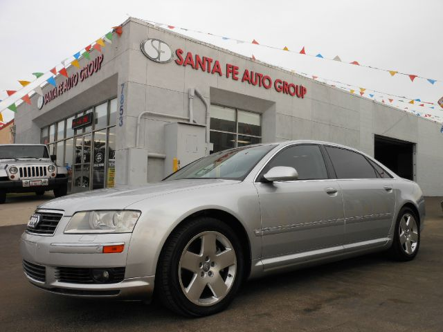 2004 AUDI A8 L silver there are no electrical problems with this vehicle  no defects  we have fo