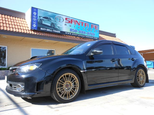 2008 SUBARU IMPREZA WRX STI 5-DOOR black there are no electrical problems with this vehicle  we h