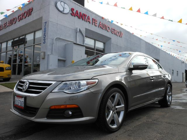 2009 VOLKSWAGEN CC VR6 4MOTION silver all power equipment is functioning properly  vehicle is def