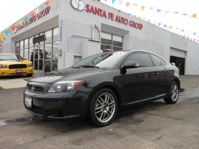 2007 SCION TC SPORT COUPE black all power equipment is functioning properly  there are no defects