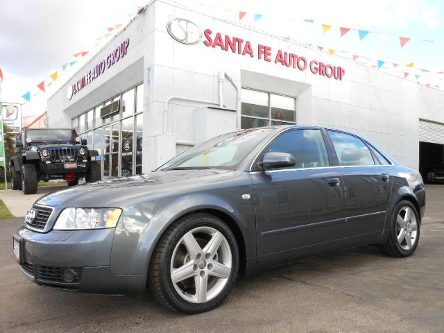 2004 AUDI A4 30 gray one ownerthere are no dings on this vehicle  there are no problems wit