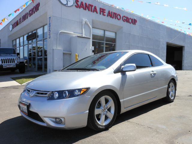 2007 HONDA CIVIC EX COUPE WITH NAVIGATION silver the electronic components on this vehicle are in 