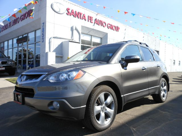 2007 ACURA RDX SH-AWD gray the exterior has been well maintained and is in good condition the con