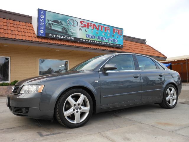 2004 AUDI A4 30 gray there are no electrical concerns associated with this vehicle  this vehicle
