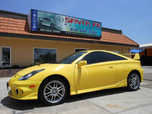 2003 TOYOTA CELICA GTS yellow there are no electrical problems with this vehicle  this vehicle ha
