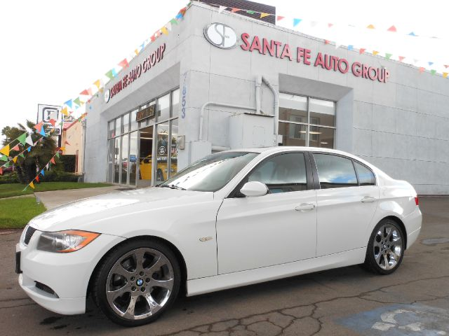 2006 BMW 330 330I SEDAN white abs brakesair conditioningalloy wheelsamfm radioanti-brake syst