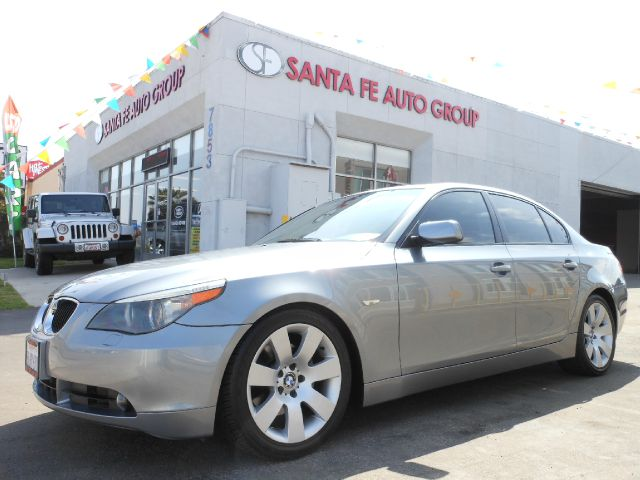 2005 BMW 5 SERIES 530I gray there are no electrical problems with this vehicle  vehicle is defect