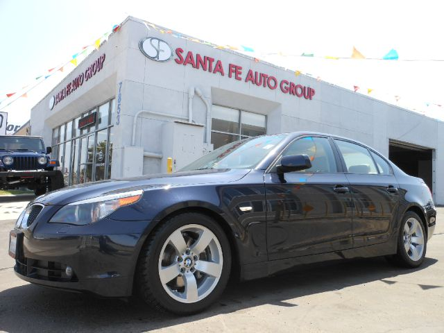 2007 BMW 5 SERIES 525I blue there are no electrical problems with this vehicle  vehicle is defect