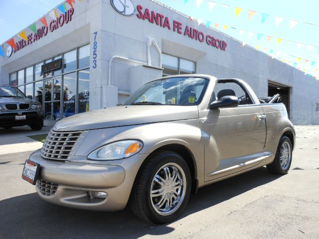 2005 CHRYSLER PT CRUISER TOURING CONVERTIBLE gold there are no electrical concerns associated with
