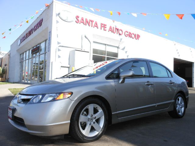2006 HONDA CIVIC EX SEDAN AT silver all power equipment on this vehicle is in working order  vehi