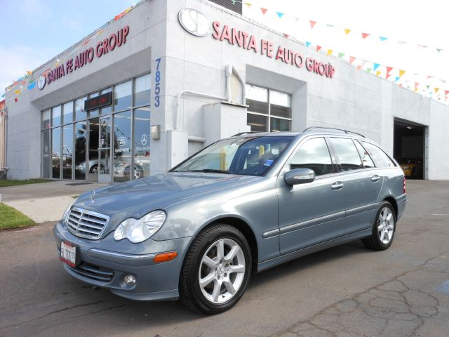 2005 MERCEDES-BENZ C-CLASS C240 gray all electrical and optional equipment on this vehicle have be
