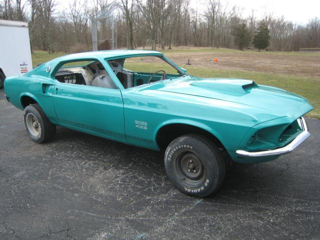 1969 ford mustang fastback project car for sale. Black Bedroom Furniture Sets. Home Design Ideas