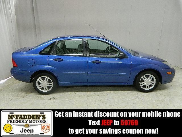2003 Ford Focus 4dr Sdn SE - South Haven MI