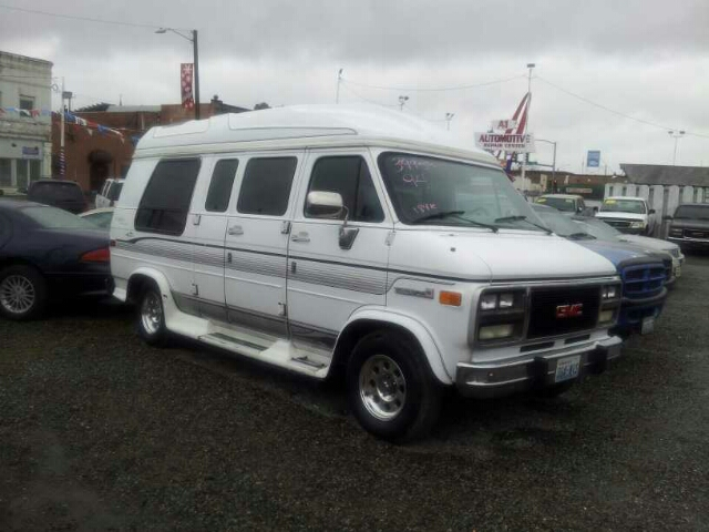 Tothego - 1994 GMC Vandura G2500_1