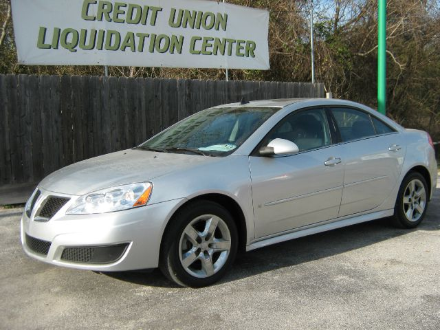 2010 Pontiac G6