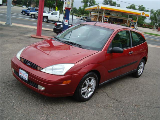 Ford Focus Gas Mileage 2001