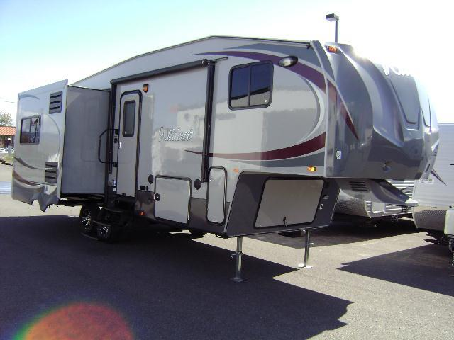 2013 FOREST RIVER WILDCAT 252RLX SLATE EDITION - Yakima WA