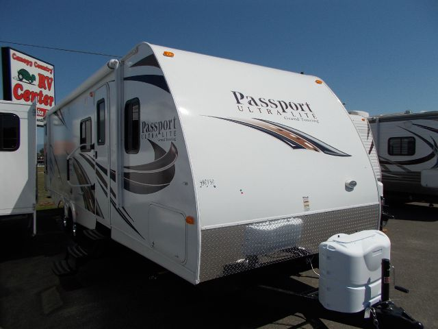 2014 KEYSTONE PASSPORT 2910BHWE