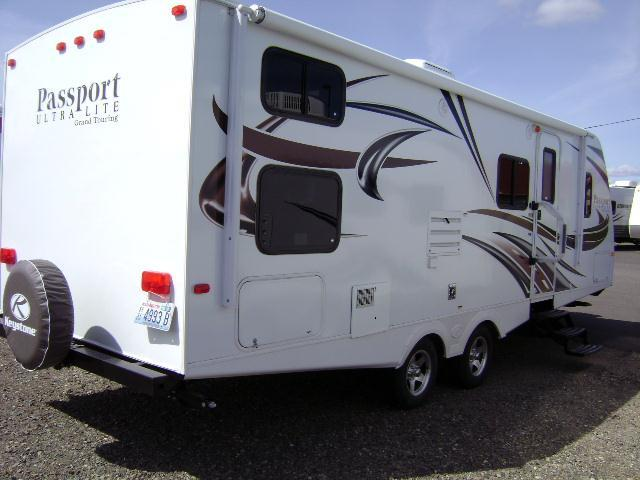 2013 KEYSTONE PASSPORT 2650BHWE