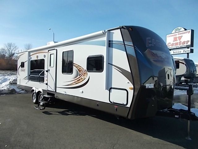 2013 JAYCO EAGLE 316RKDS