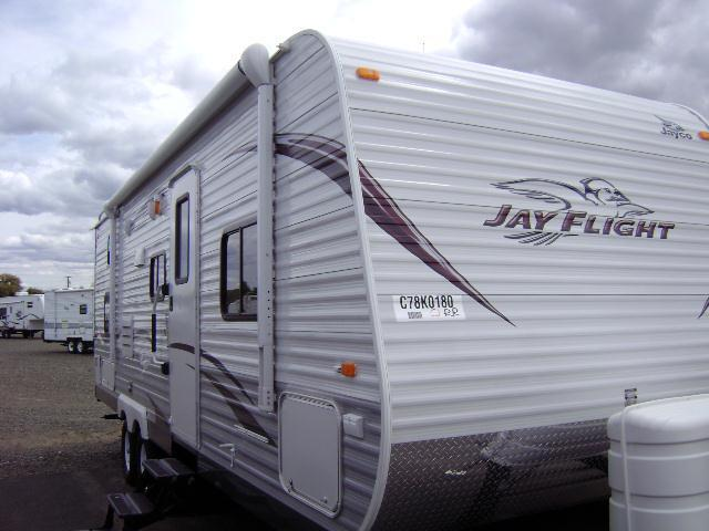 2012 JAYCO JAY FLIGHT 25BHS