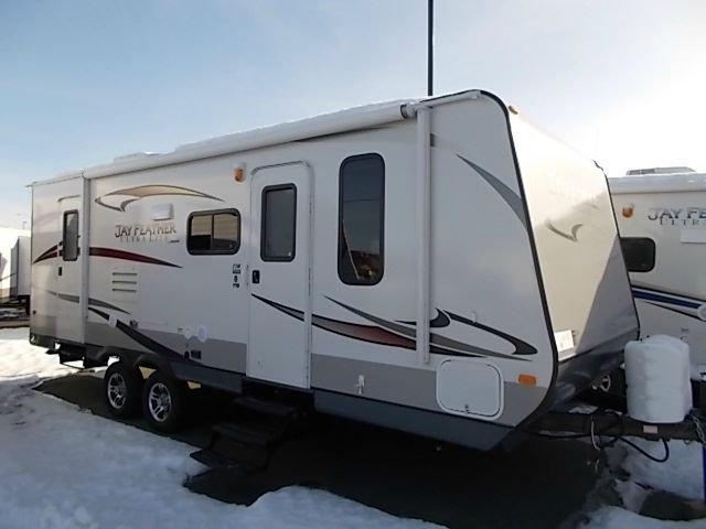 2013 JAYCO JAY FEATHER 23M
