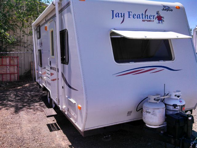 2008 JAYCO JAYFEATHER 197